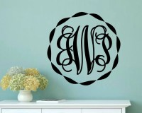 Frame wall decal   Etsy