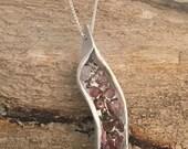 Handmade Silver Pendant w...