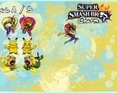 Super Smash Bros. Charms...