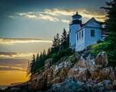 Bass Harbor Lighthouse...