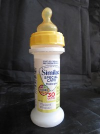 Reborn hospital baby bottle Similac Special Care Preemie 2 oz