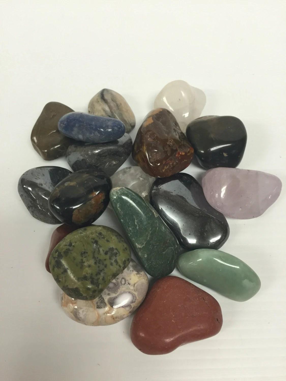 Tumbled Stones Bulk Stones Rocks and Minerals Earth