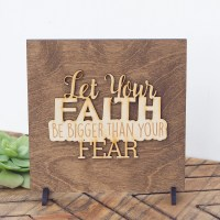 Christian Wall Art Faith Wall Art Decor Wood Religious