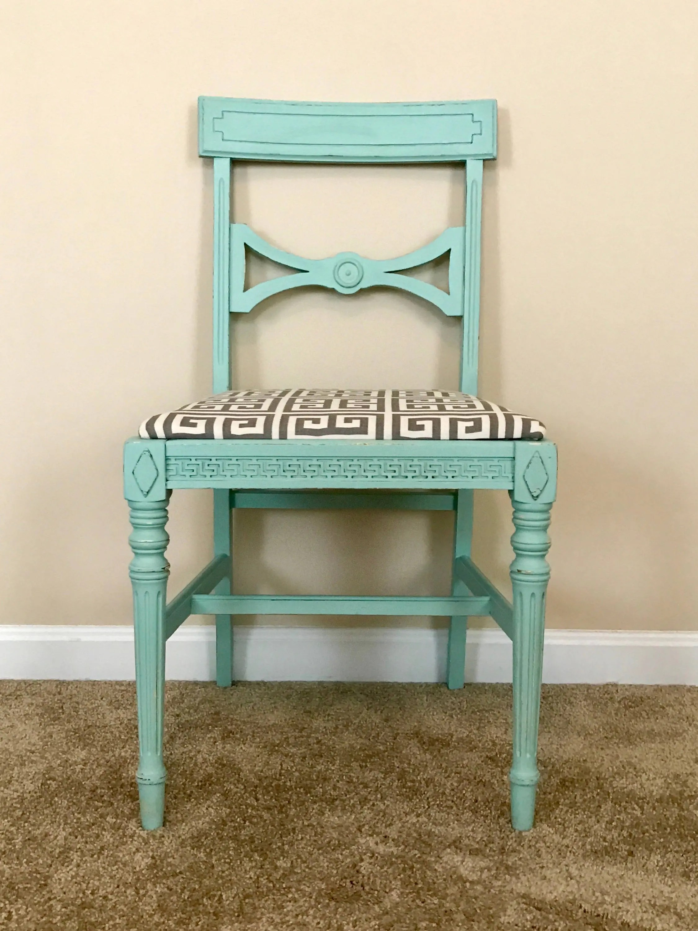 unique accent chairs back support chair office custom vintage wood piece living