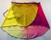 Ombre Ballet Skirt Yellow...