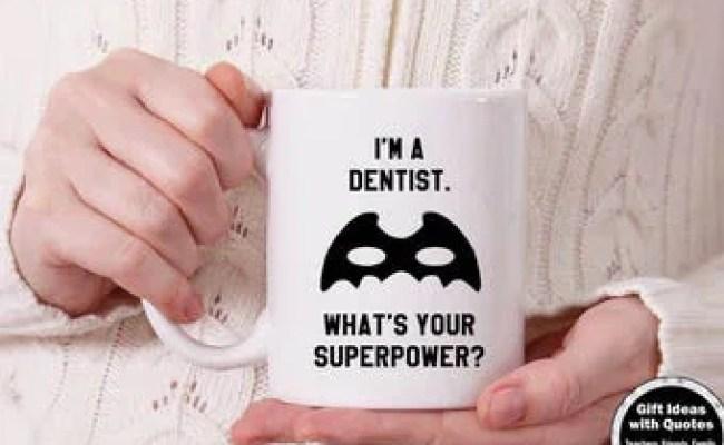 Dentist Mug Etsy