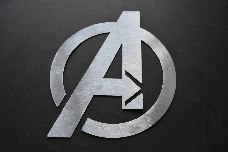 Avengers birthday sign  Etsy