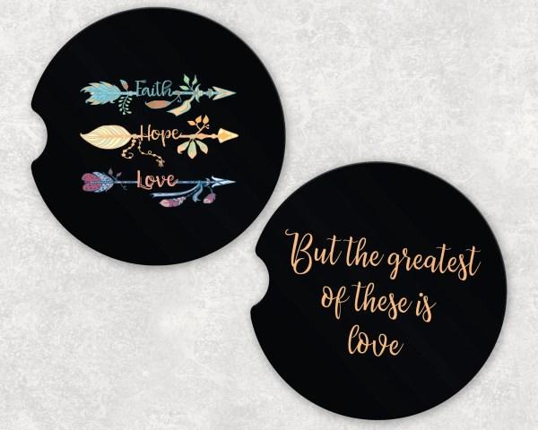 Sandstone Coasters