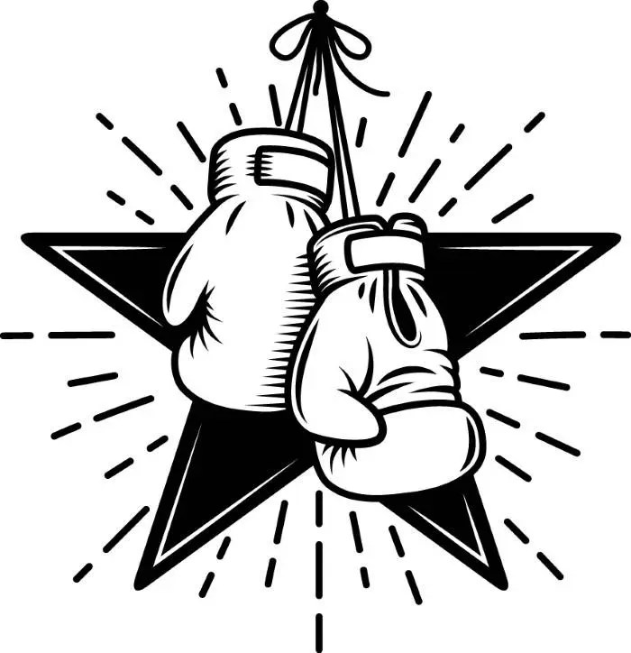 Free Boxing Gloves Svg Cricut