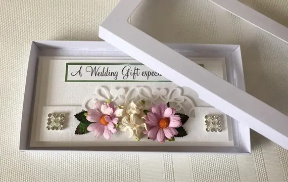 Wedding gift wallet