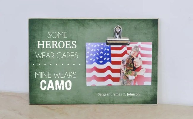 Military Mom Gifts Etsy