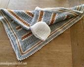 Crochet Pattern V Stitch ...
