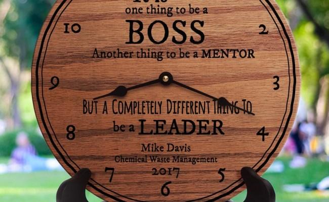 Leadership Gift Etsy
