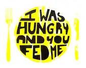 Hunger Print