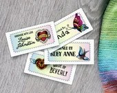 Custom Fabric Labels, Tag...