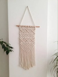 Macrame wall hanging wall decor macrame wall hanging woven