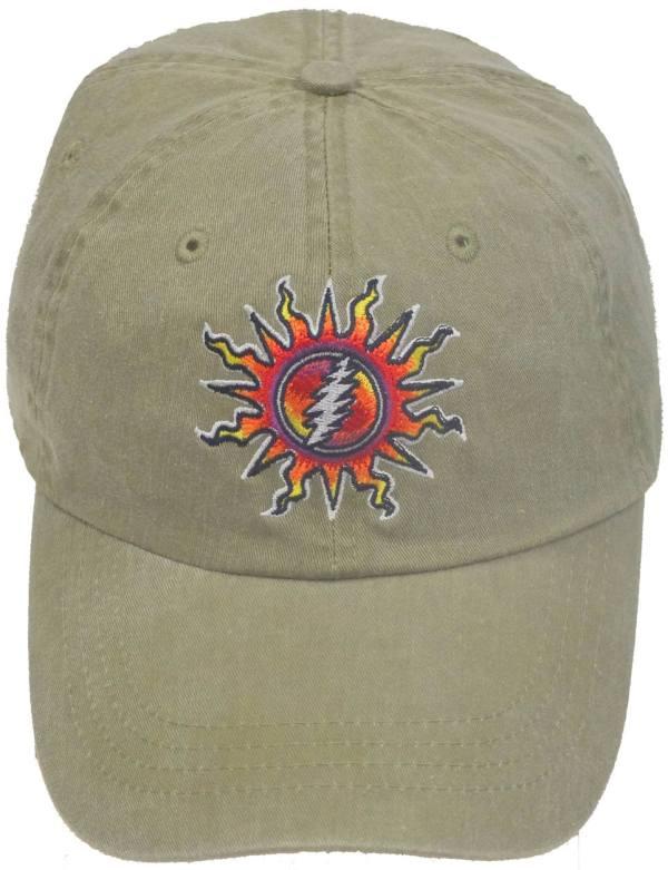 Grateful Dead Hat Sunshine Lightnin' Baseball Cap