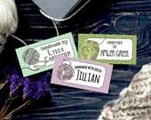Custom Fabric Labels, Boh...