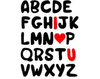 Download Valentines day svg   Etsy