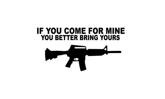2nd amendment, pro gun, unique digital download, svg, dxf