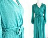 80s Wrap Dress - Vintage ...
