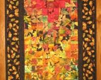 Fabric wall hanging | Etsy