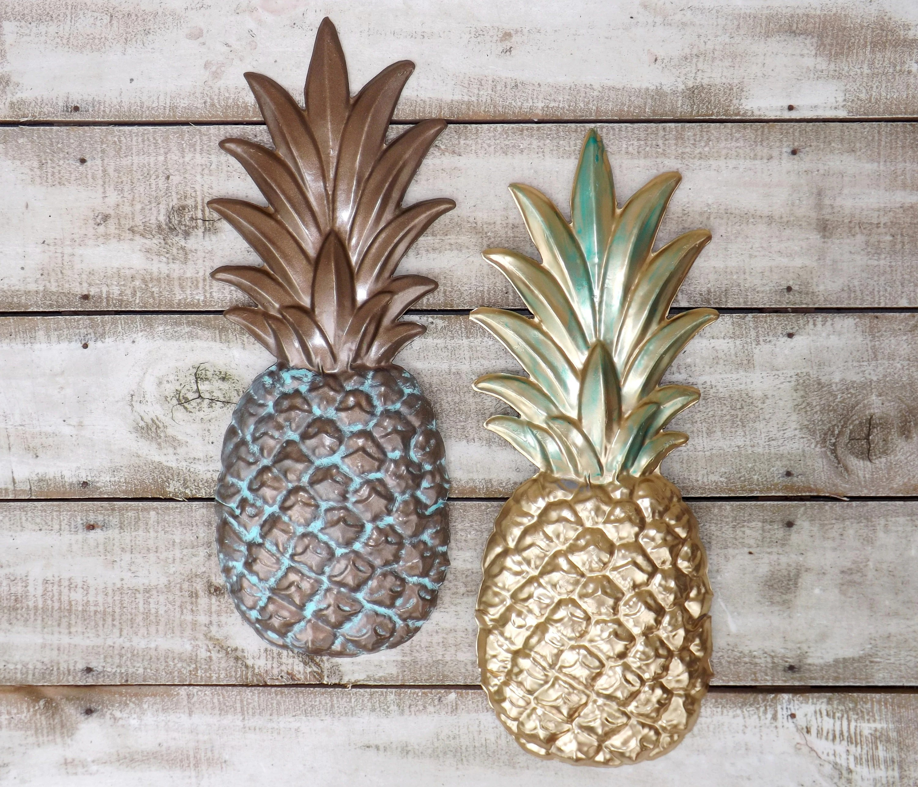 pineapple decorations for kitchen sinks lowes wall decor large metal