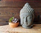 Medium *Buddha Head Statu...