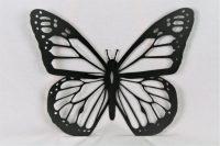 Butterfly Garden Wall Art - talentneeds.com