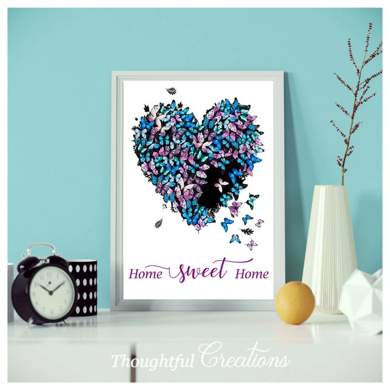 Famed Butterfly Quote Pri...