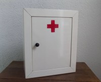 vintage metal 1950s bathroom cabinet medicine cabinet first