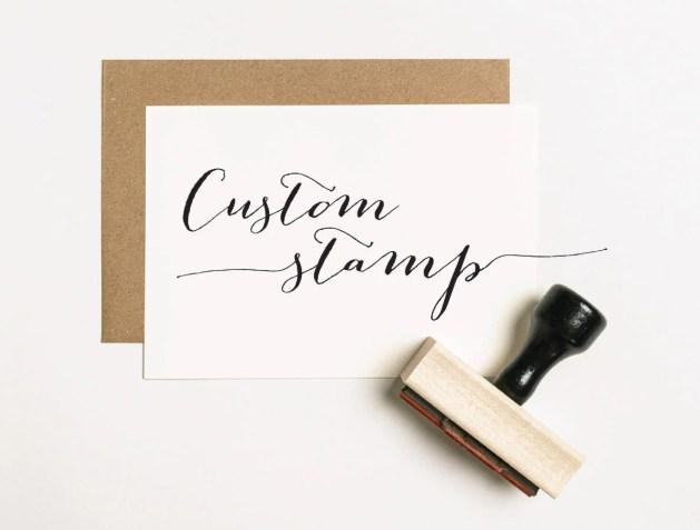 Image result for Custom Rubber Stamp