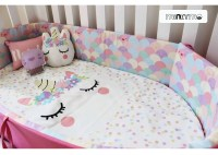 Unicorn bedding | Etsy