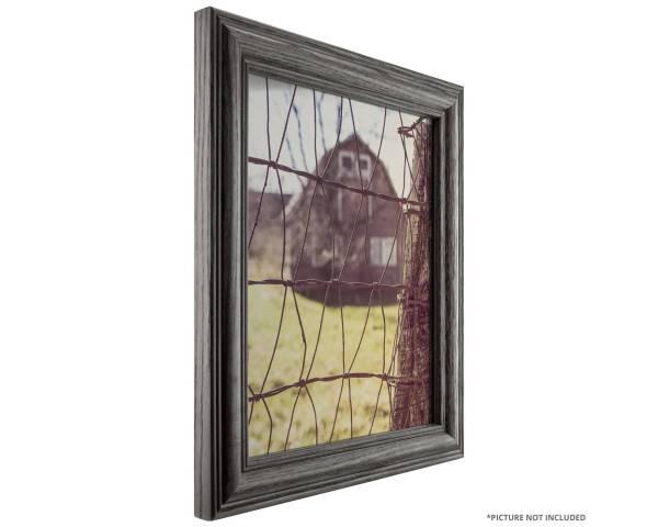 Craig Frames 12x36 Blue Wood Grain Frame Wiltshire 440 Riverstone 1.265
