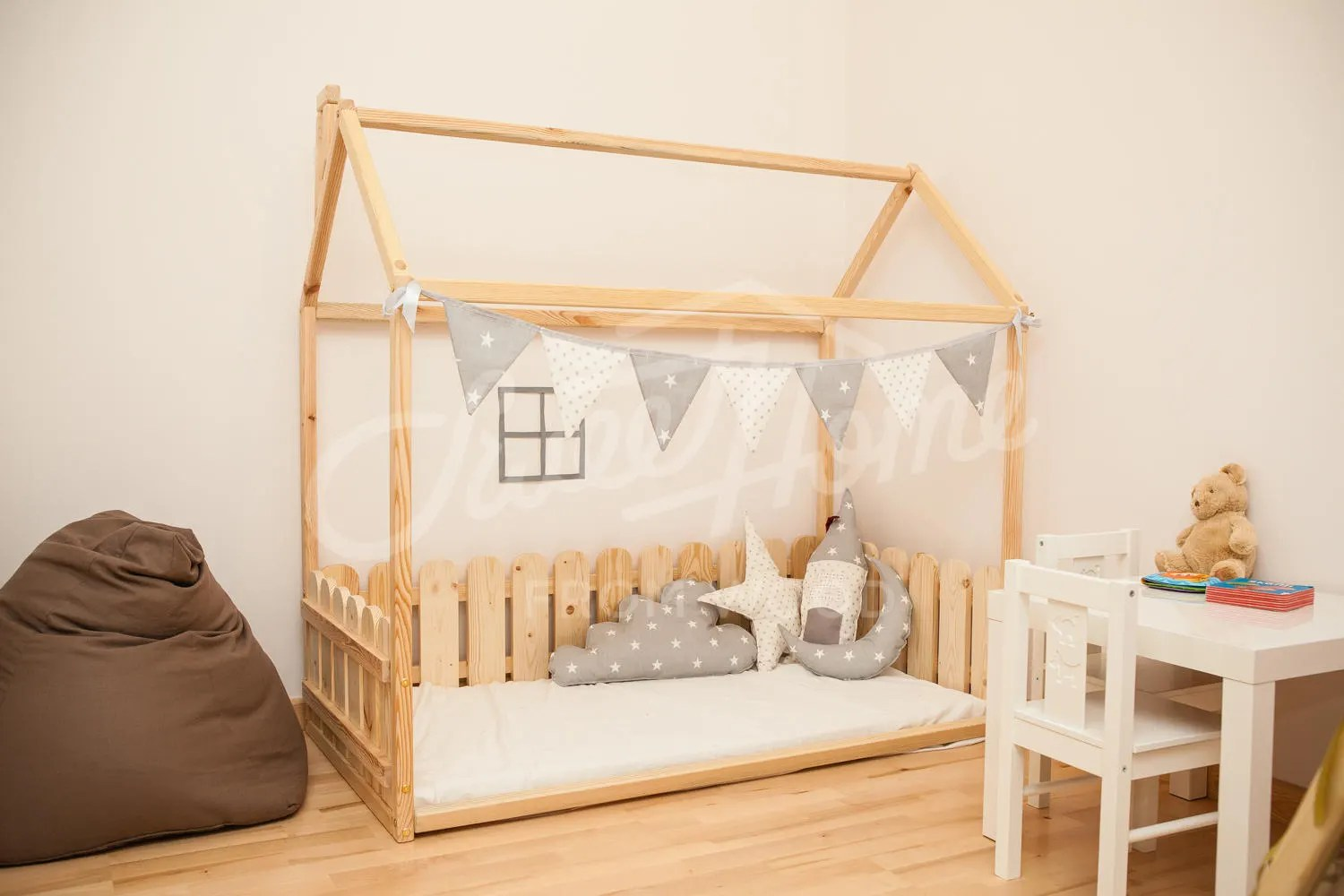 Montessori Montessori Room Floor Bed House Bed