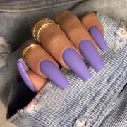 20 pieces lavender press coffin