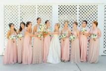 Mismatched Bridesmaid Dress