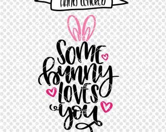 Download Some bunny svg   Etsy
