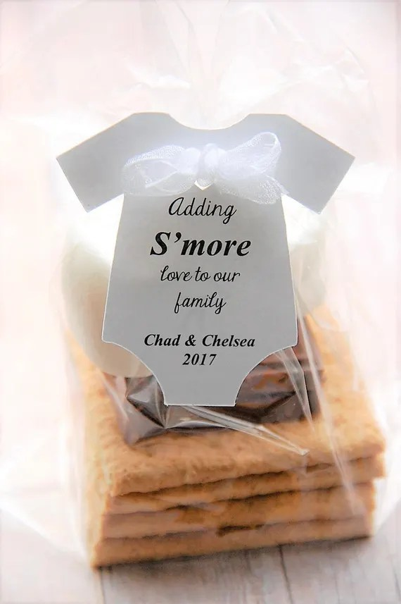Download Adding S'more love to our family Gift Tags Winter