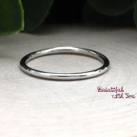 Simple promise ring | Etsy