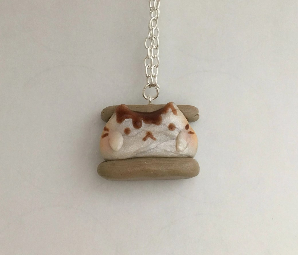 Kawaii S'More Kitty N...