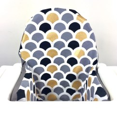 Antilop High Chair Office Yoga Video Art Deco Ikea Pyttig Cushion Cover Blames