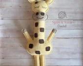 Ragdoll Giraffe Crochet P...