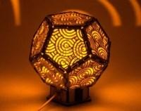 Shadow lamp   Etsy