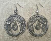 Spanish earrings | Etsy
