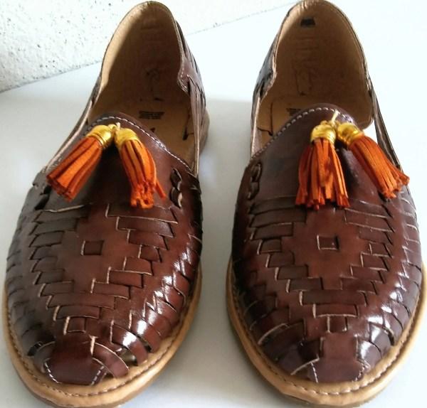 Mexican Sandals Brown Huaraches