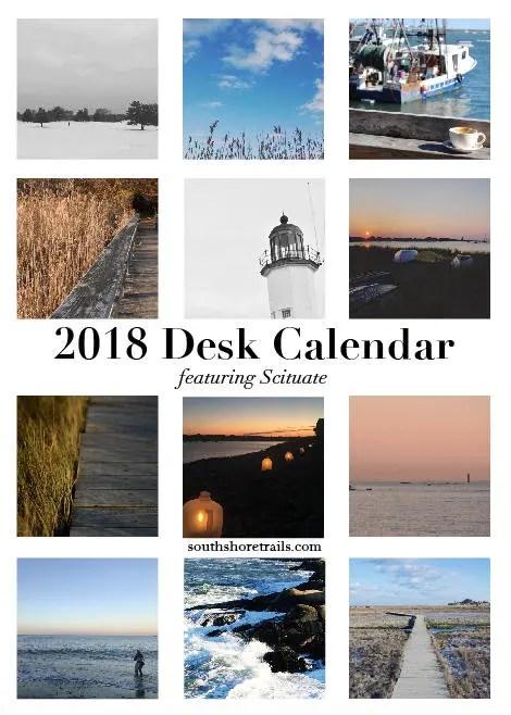 Scituate, MA -  2018 Desk...