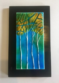 Fused Glass art, Fused glass, handmade fused glass,fused ...