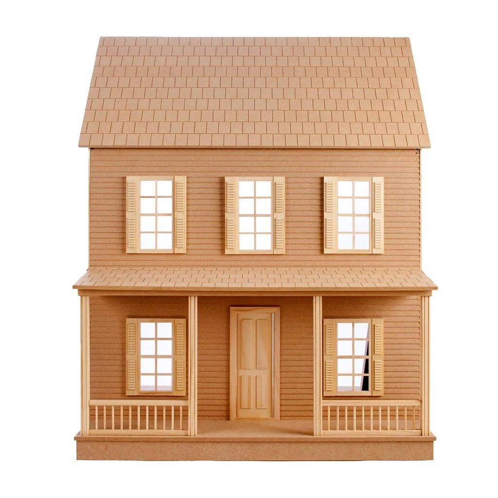 Dollhouse Kit DIY Dollhouse Quickbuild Imagination House