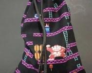 Donkey Kong Classic Arcade Dice Bag